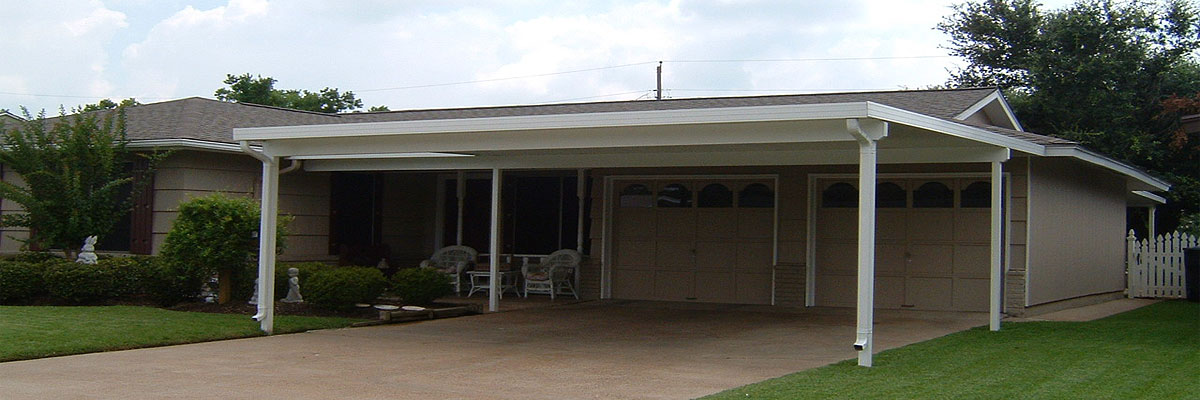 Carports Houston TX